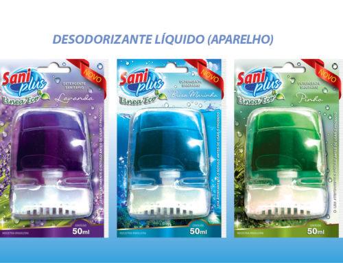 Desodorante Líquido (aparelho)