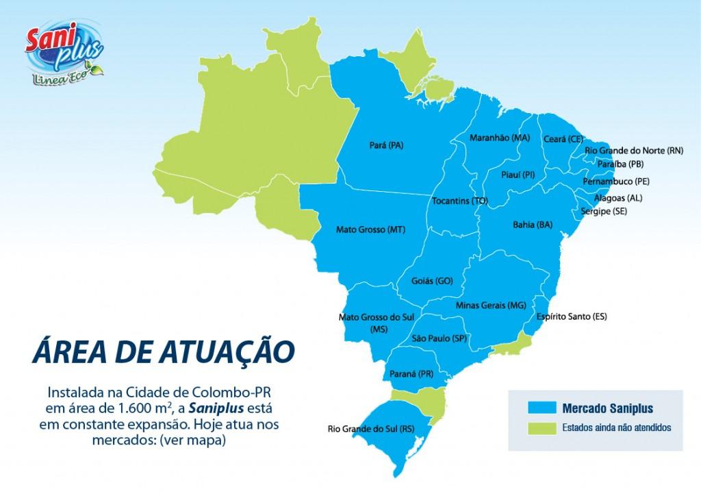 saniplus, saniplus do brasil, representante, nacional